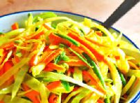 Vegetable Achards recipe